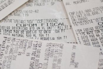 Nota Fiscal, Cupom Fiscal